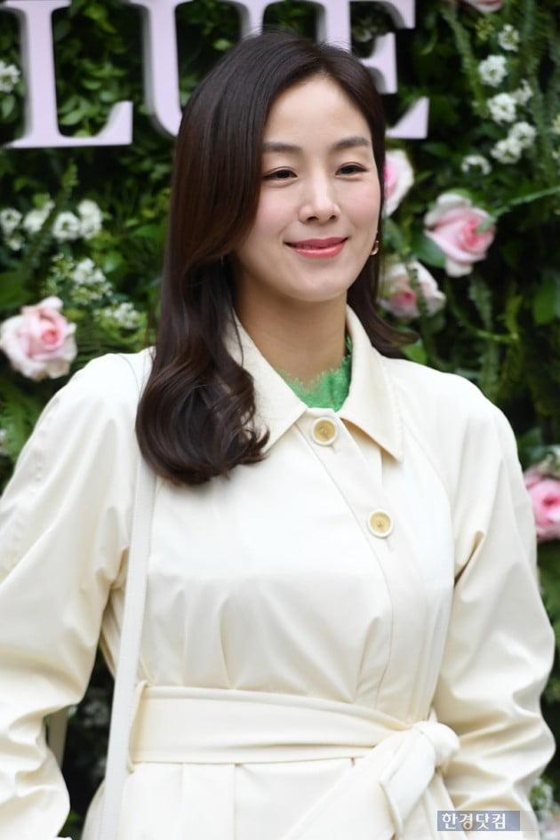 [포토] 문정원, '배우 뺨치는 미소~'