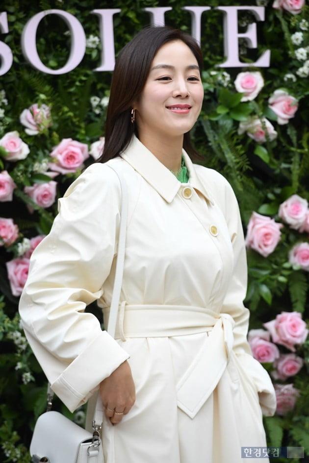 [포토] 문정원, '서언이 서준이 엄마의 외출'