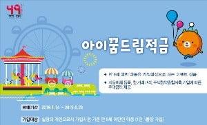 경남은행 '아이꿈드림적금'