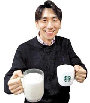 """""""아침 굶는 직장인 위해 만들었죠""""…이천햅쌀라떼 한달에 75만잔 '대박'"""