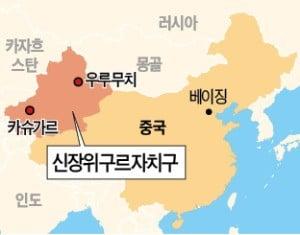 '거대한 수용소'로 변한 中 신장위구르