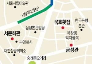 [김과장 & 이대리] 부영 직원들이 꼽은 북창동·시청 맛집