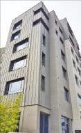 [한경 매물마당] 年 7%, 수원시 인계동 수익형 빌딩
