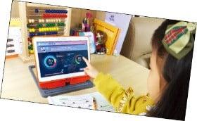 우리 아이 진짜 실력 'AI 학습지'로 키운다