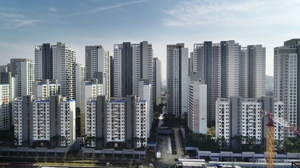 HDC현산·삼성물산·현대건설, 헬리오시티 '준공 감사패' 수상