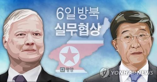 '호랑이굴' 뛰어드는 비건…北美 치열한 '평양 밀당' 예고