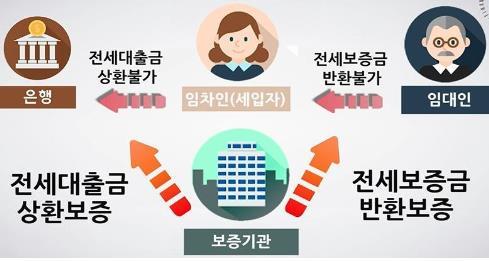 [역전세난] 보증회사가 집주인 대신 돌려준 전세금, 1년새 4배로