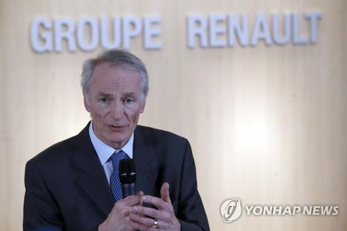 르노 새 회장, 14일 일본 방문… 닛산車 지분문제 논의할 듯