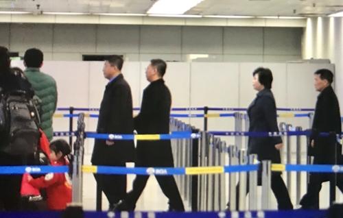 北김혁철, 북미 의제 협의차 베이징서 하노이행