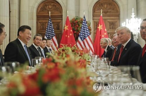 미중, 무역협상 24일까지 연장…트럼프 내달 시진핑과 회담 시사