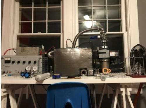 美 12세 소년, 놀이방 개조해 핵융합 실험…최연소 기록 바뀌나