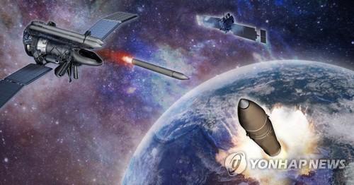 """美국방부 """"중·러, 美위성 공격 레이저무기 개발…北도 위협"""""""