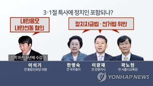'3·1절 특사' 정치인 포함…반대 51% vs 찬성 42% [리얼미터]