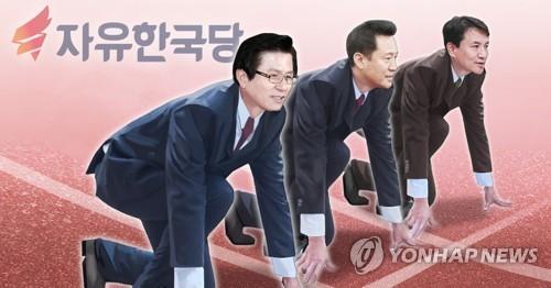 """""""당대표는 나야나"""" 黃 '통합'·吳 '개혁'…대중연설 호소력 대결"""