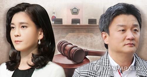 이부진-임우재 이혼소송 2심, 당사자 없이 15분 만에 종료