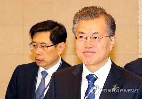 문대통령, 국정원·檢·警 개혁 전략회의…사법개혁 '고삐'