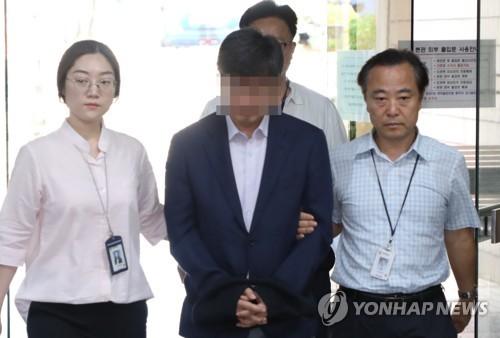 '노조와해 의혹' 前 삼성전자 전무 보석 석방