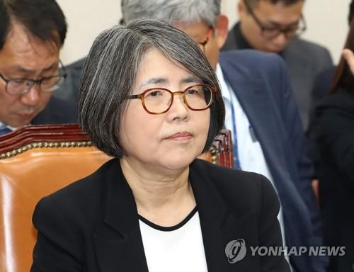 """김영란 전 대법관 서강대 석좌교수 사임 """"이제 그만둘 때"""""""