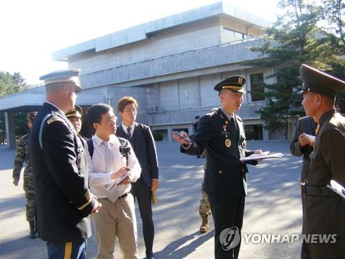 유엔사 관할권에 막힌 JSA 자유왕래, 남북관리구역 지정이 출구?