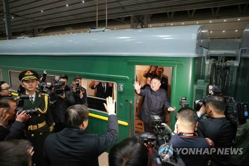 김정은, 하노이 어떻게 갈까…참매1호·中전용기·열차 추측무성