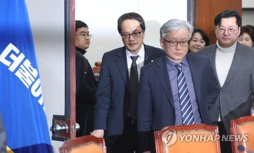 """민주 """"대선불복 용납못해""""…사법부→한국당 '과녁 이동'"""