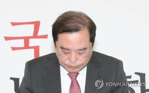 """김병준, '5·18 망언'에 """"국민 욕보이는 행위""""…당윤리위 소집"""