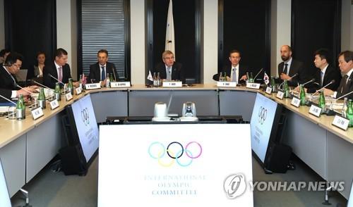 일사천리로 진행된 도쿄올림픽 남북 단일팀 '3자 협의'