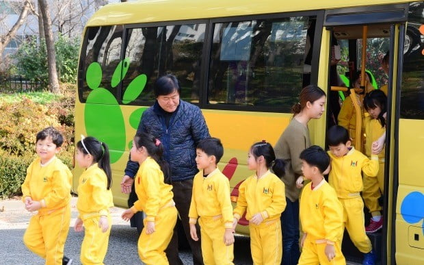한국교원단체총연합회가 '유치원' 명칭을 '유아학교'로 변경하자고 교육부에 건의했다. 사진=연합뉴스