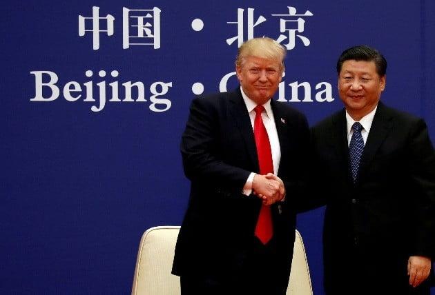 미중, 무역협상 24일까지 연장…트럼프 3월 시진핑과 회담 시사(사진=REUTERS)