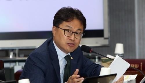 김정우 의원 성추행 혐의로 피소 /사진=연합뉴스