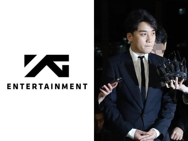 승리/사진=YG엔터테인먼트, 연합뉴스