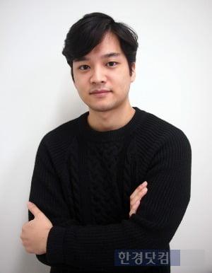 한경닷컴과 인터뷰한 디코노미 오거나이저 백종찬씨.