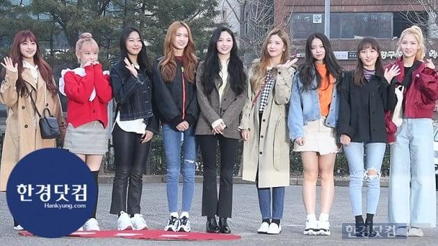 [HK영상] 체리블렛, 예쁨 가득한 소녀들…'빨리 다시 만나요~'