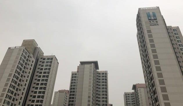 서울 반포동 '래미안퍼스티지'. 한경DB
