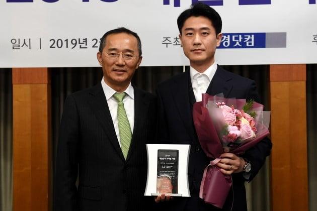 차별화된 기부 문화로 세상을 따뜻하게, (주)엠에이블 박광천 대표 2019 대한민국 모바일 대상 수상