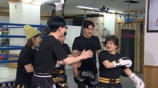 JTBC '요즘애들'에 출연한 개그우먼 김신영/사진=JTBC 제공