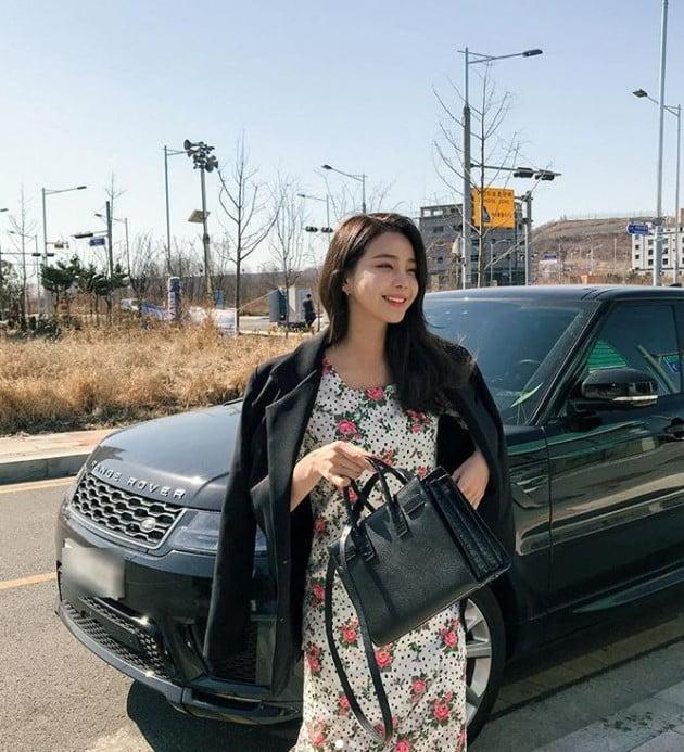'호구의 사랑' 지윤미/사진=지윤미 인스타그램