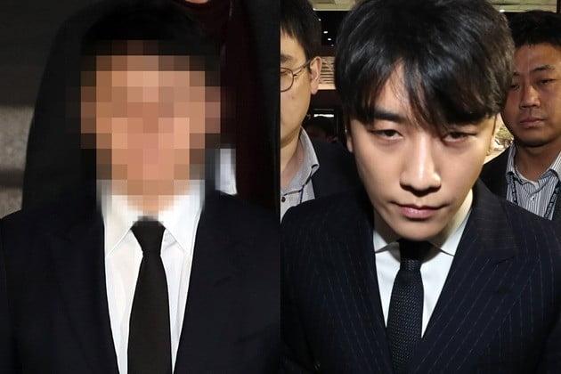 승리 카톡방 속 윤 총경 피의자 전환 /사진=연합뉴스, 한경DB