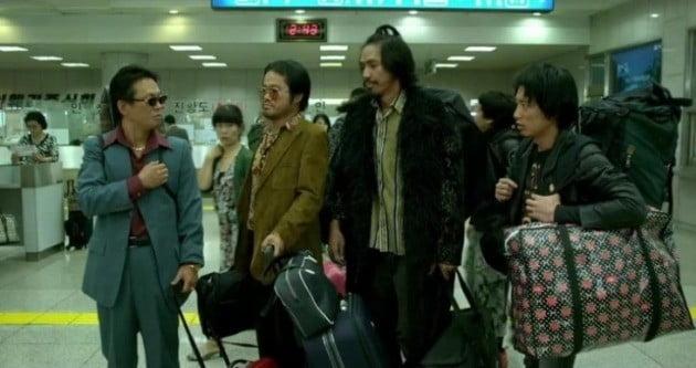 영화 '신세계' 청부살인업자들