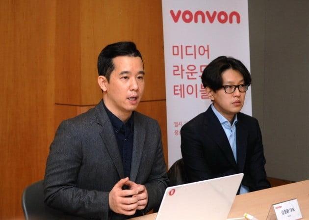김종화 봉봉 대표(왼쪽). 봉봉 제공