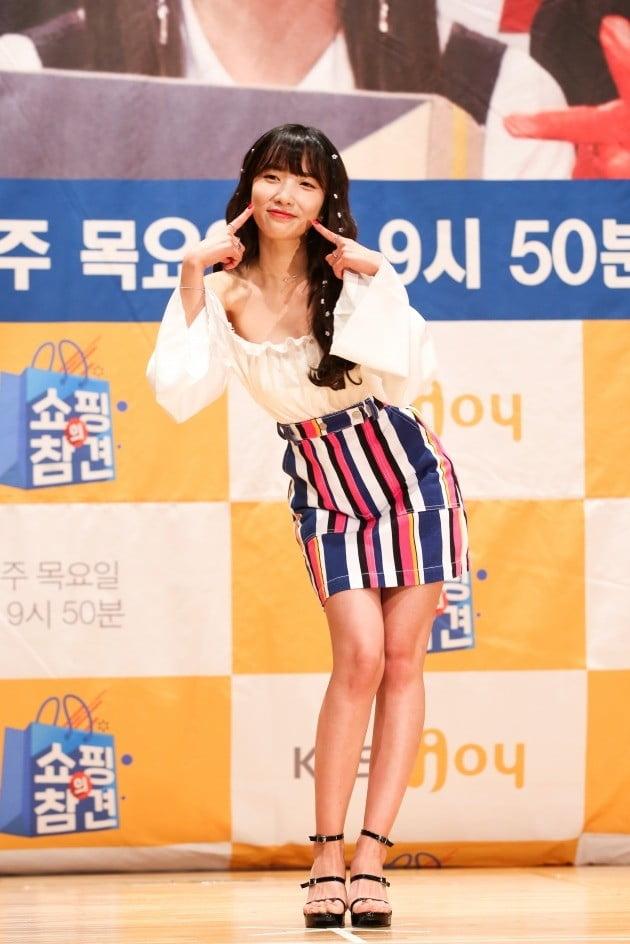 '쇼핑의 참견' 지숙 /사진=KBS JOY