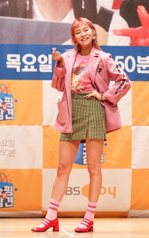 '쇼핑의 참견' 송해나 /사진=KBS JOY