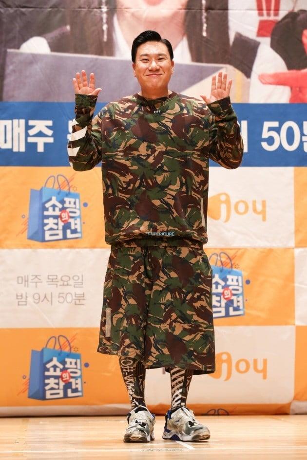 '쇼핑의 참견' 이상민 /사진=KBS JOY