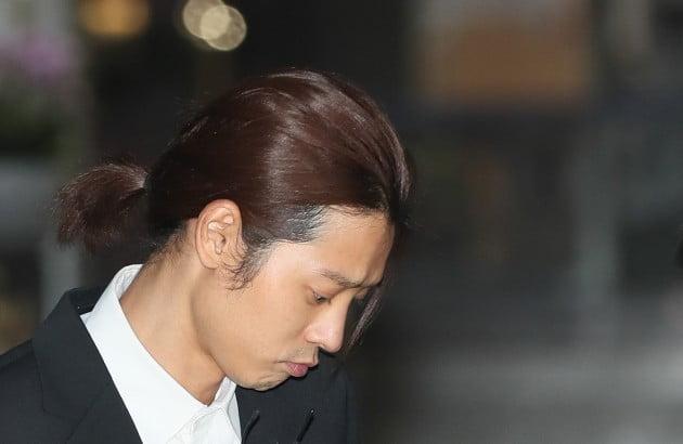'성관계 몰카' 정준영 구속 여부 오늘 결정