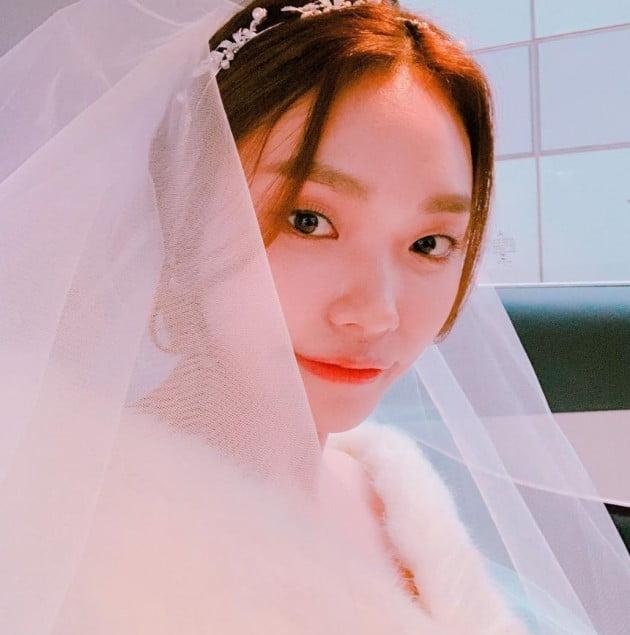 이진아 신성진 결혼 /사진=이진아 인스타그램