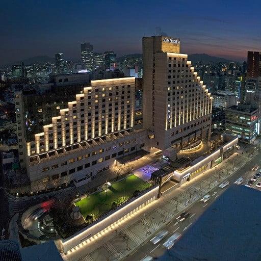 강남 르메르디앙 호텔