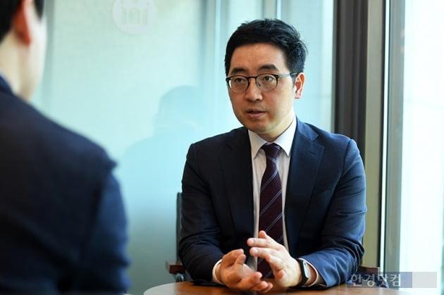 채상욱 하나금융투자 연구위원. 최혁 기자