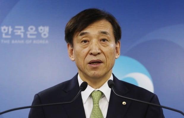 이주열 한국은행 총재(사진=한국은행)