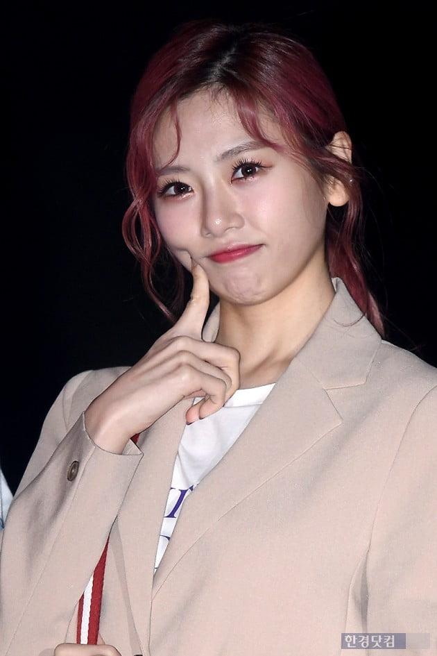 [포토] 드림캐쳐 지유, '깜찍함 가득한 표정'