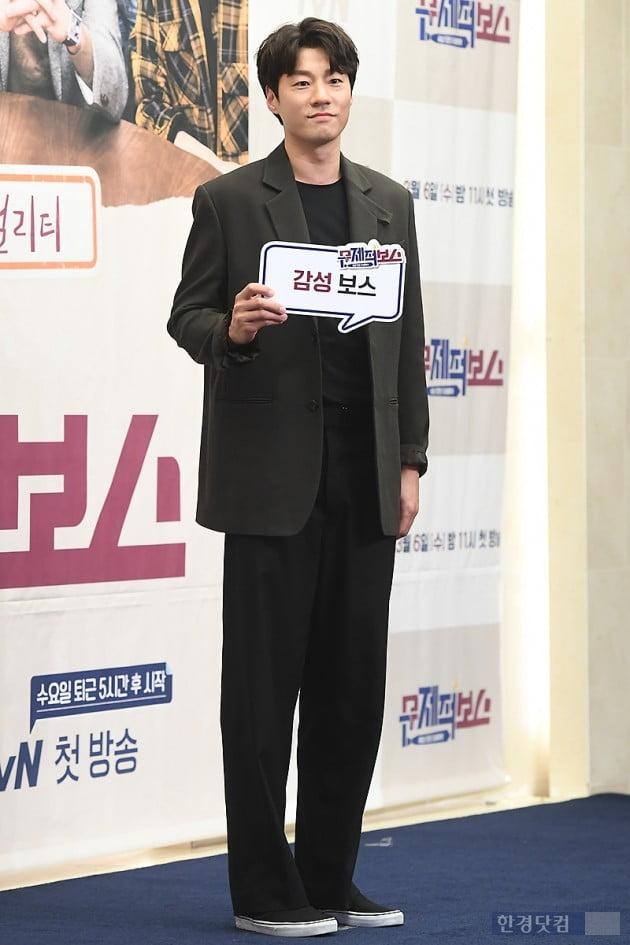 [포토] 이천희, '우월한 비율 뽐내며~'